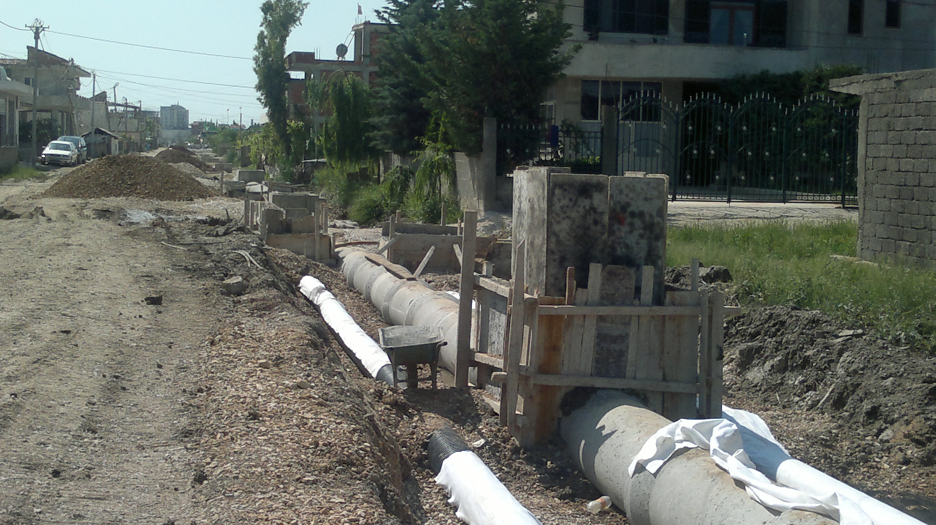 Rikonstruksion Rruget e Kenetes (Bisht-Kamez)