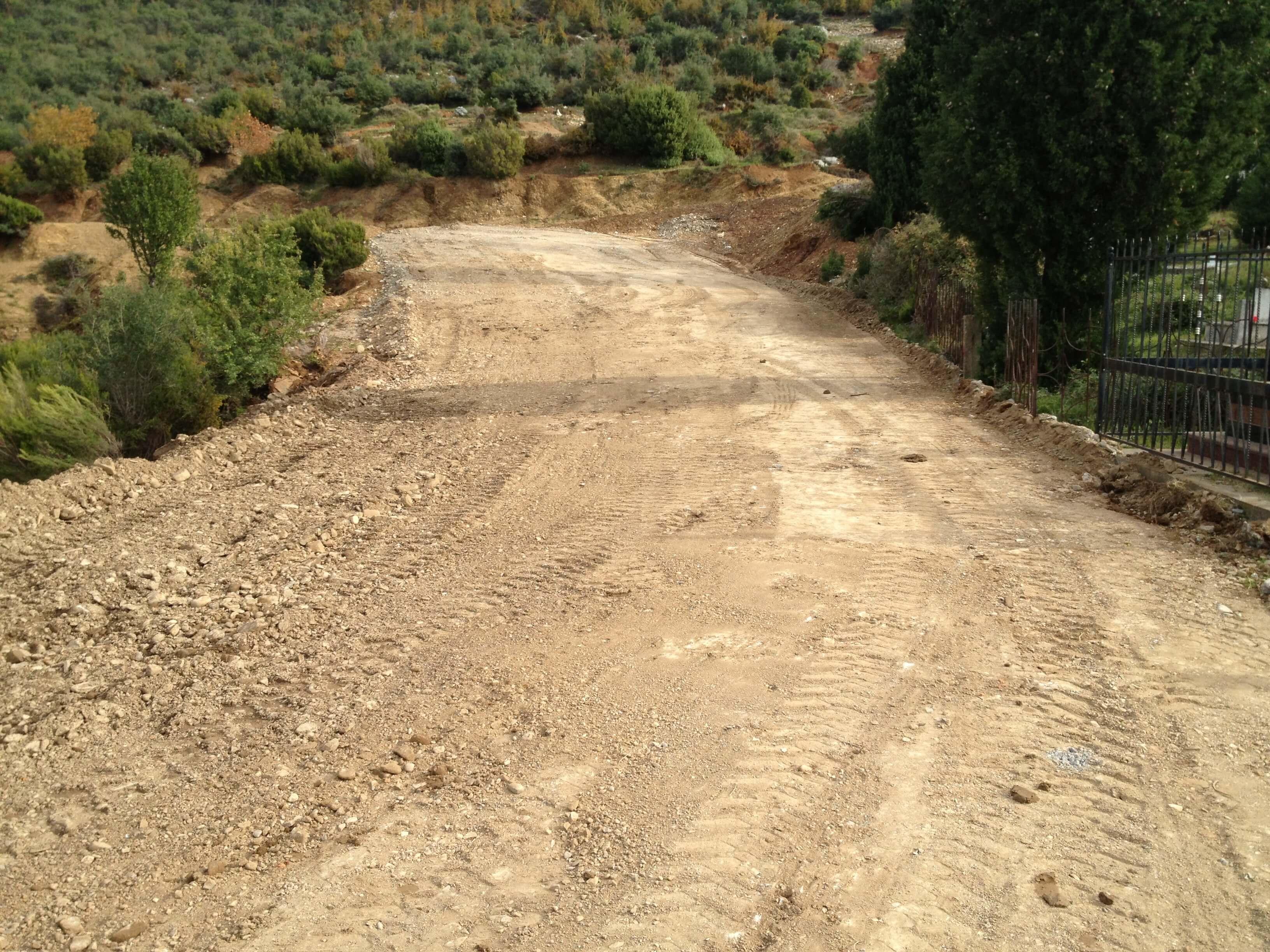 Rikonstruksioni i rruges Gryke-Manati-Kolsh & ndertimi i rruges se Varrezave